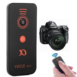 Kamisafe IR Wireless Remote Control Compatible with Sony Alp