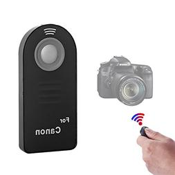 IR Wireless Shutter Remote Control Compatible with Canon EOS