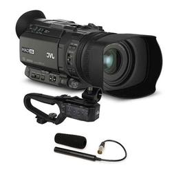 JVC GY-HM170 4KCAM Compact Professional Camcorder with Integ
