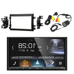 Kenwood DDX9704S 2-DIN In-Dash Car Stereo Receiver with Metr