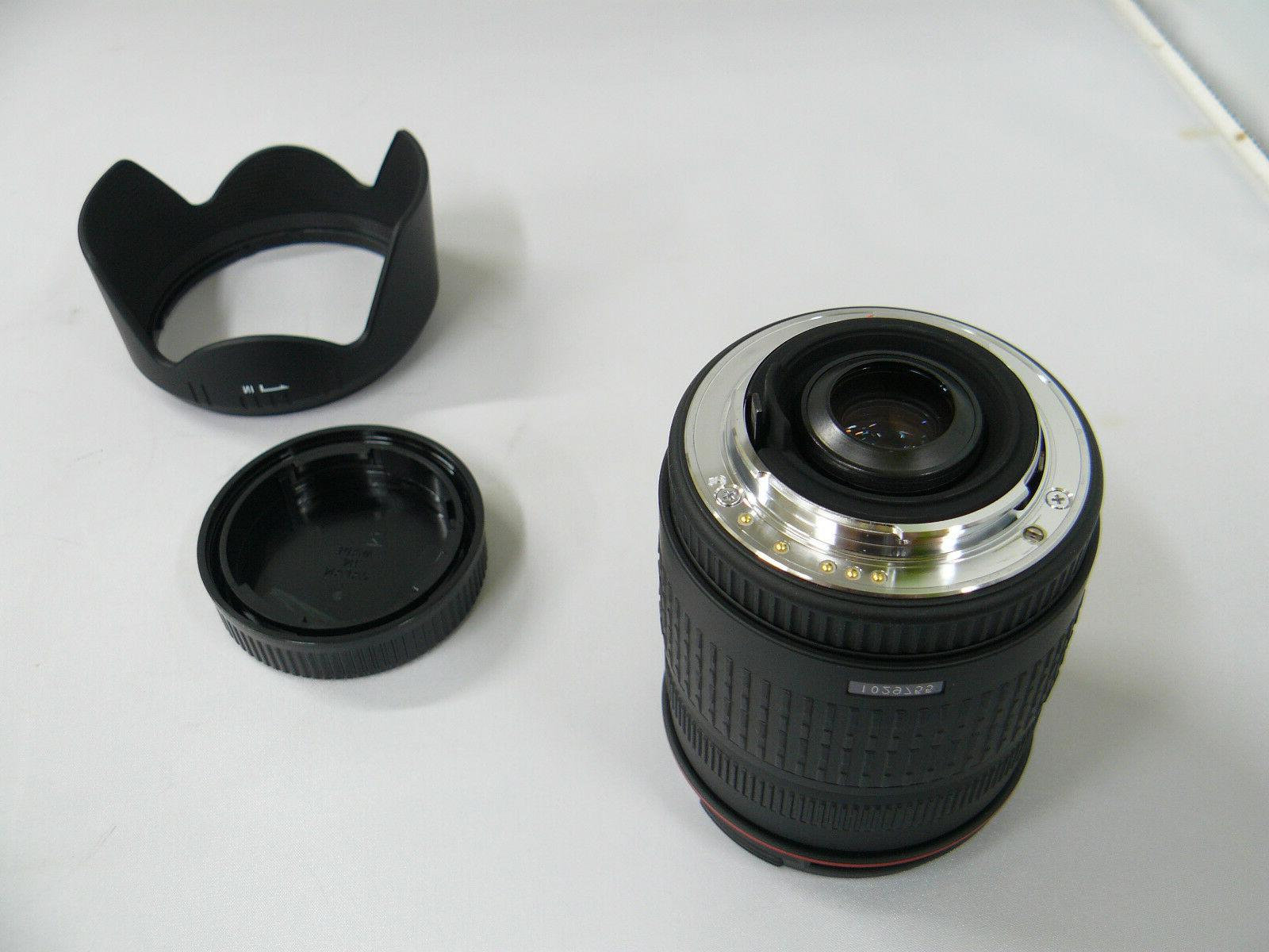 Sigma 28-200mm Hyperzoom for