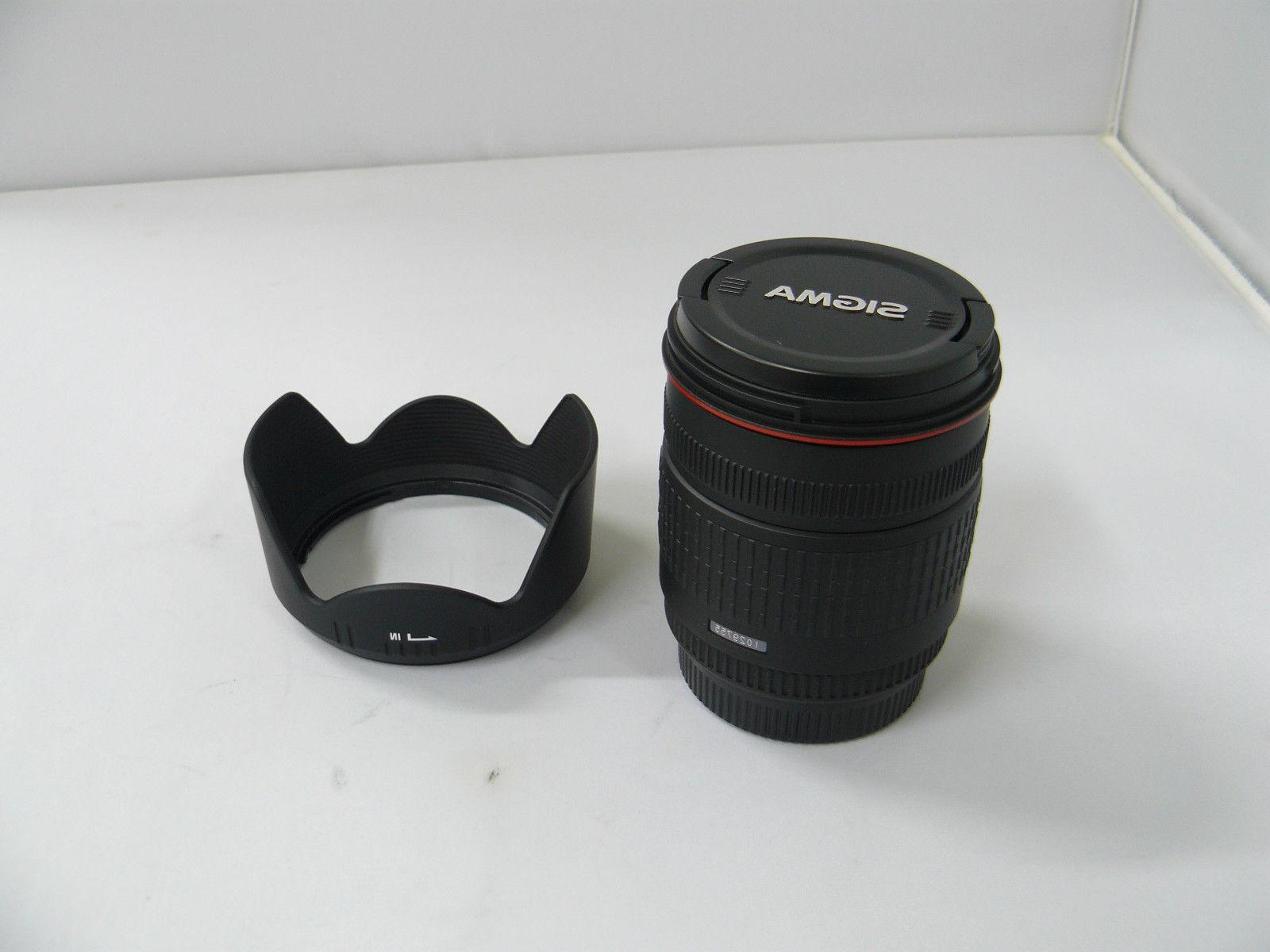 Sigma Compact Hyperzoom Lens Pentax