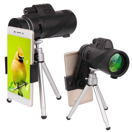 NEW 40x60 Clip-on Optical Zoom HD Telescope Camera Lens For