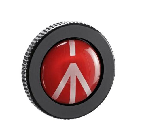 Manfrotto Round Quick Release Plate for Compact Action Tripo