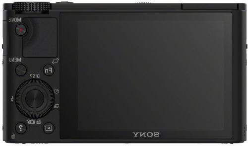 Premium Compact Digital Camera w/ ZEISS zoom LCD