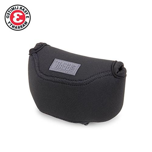 USA Gear DMC-ZS100/TZ100, DMC-LX100/LX10/, DC-ZS70 More - Camera Sleeve with Padded Protective Neoprene - Small Accessory Pocket