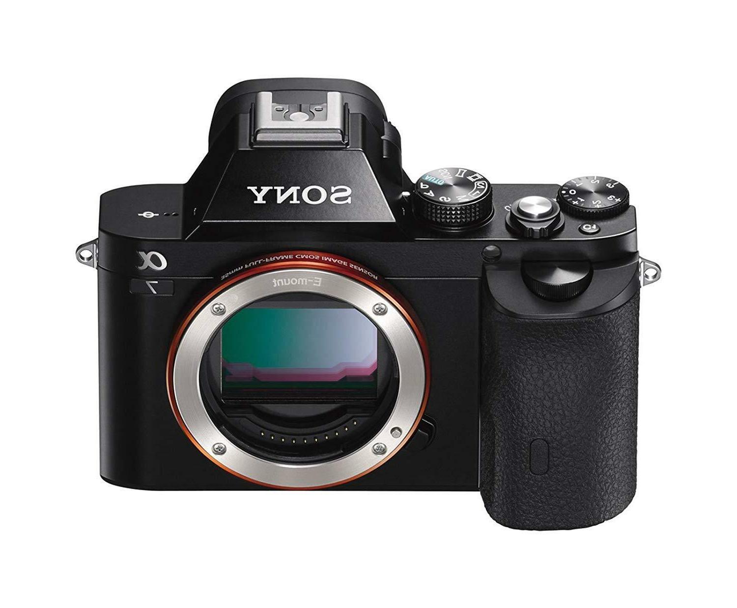 Sony A7 Mirrorless LCD Compact System -