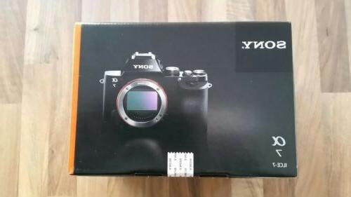 a7 full frame mirrorless 3 lcd compact