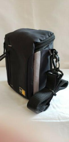 Black Case Compact Strap Padded