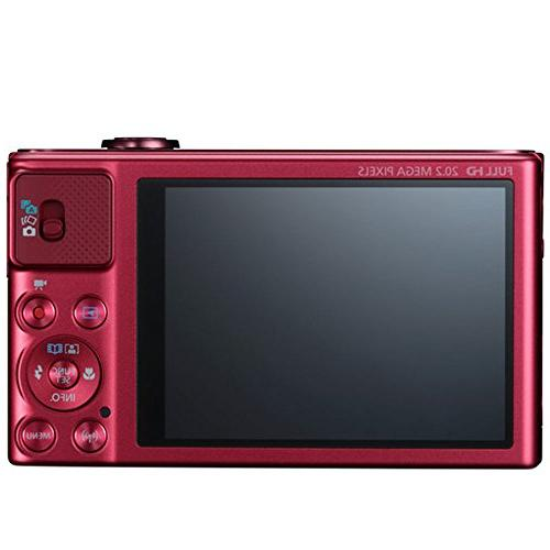 Canon Digital Camera 32GB Memory Point & + Wallet + Cleaning Kit Protectors + Tripod Deluxe Accessory