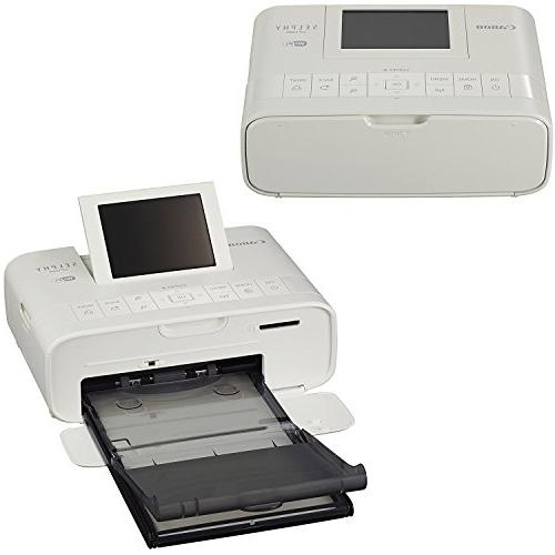 Canon SELPHY Compact Photo Canon Color Ink Paper Set USB Printer Ultra Gentle