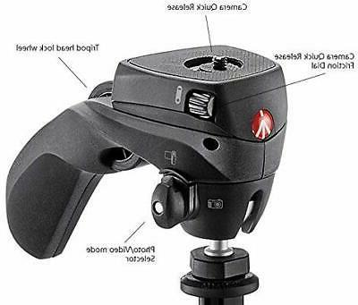 Manfrotto 5-Section Hybrid Head