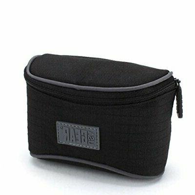 compact camera case bag with belt loop