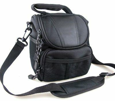 Compact Camera Pouch Case bag for Canon EOS M50 M6 M5 M100 M