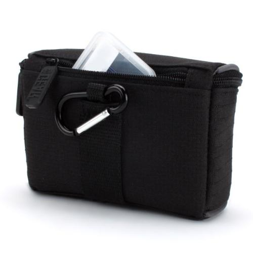 Nylon Bag Interior , & Loop USA GEAR - Works With DSC-W810 , DSC-HX80 IV More Compact Cameras!