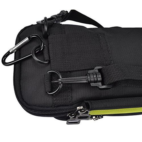 Compact Camera Green Case for Cameras and