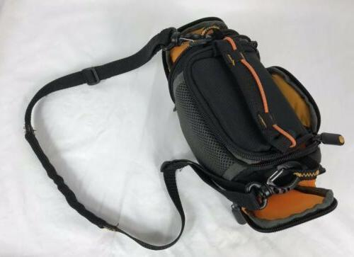 Case Compact Small Accessories Protection Pockets