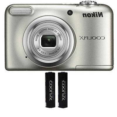 Nikon Coolpix A10 16.1 MP, 5x Optical Zoom Compact Digital C