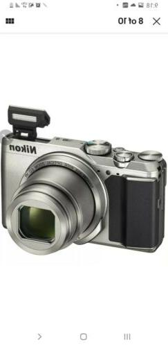 Nikon COOLPIX A900 20MP 4K HD Digital Camera w/ 35x Optical