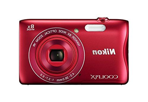 coolpix s3700 compact