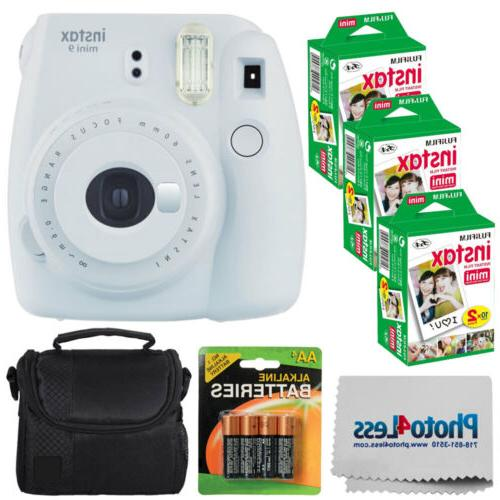 instax mini 9 instant smokey
