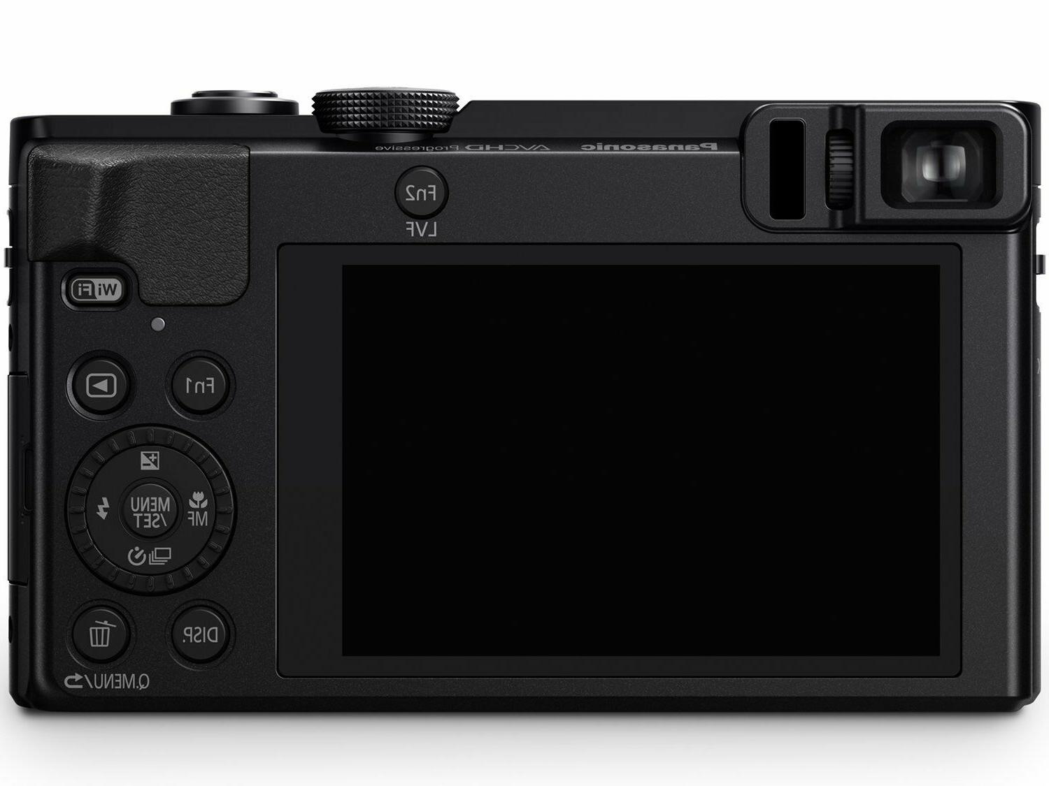 Panasonic Lumix ZS50 Black