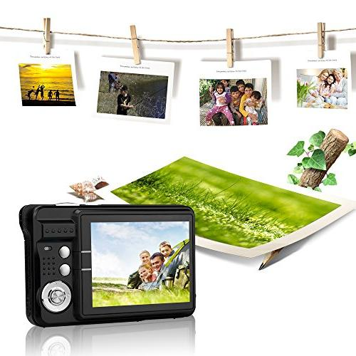 HD Mini with 2.7 inch LCD Display,Digital Point and Shoot Video