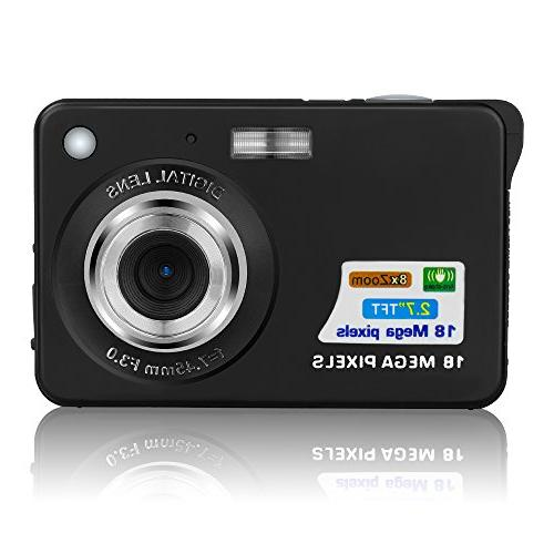 HD Mini with LCD Point Shoot Video Camera