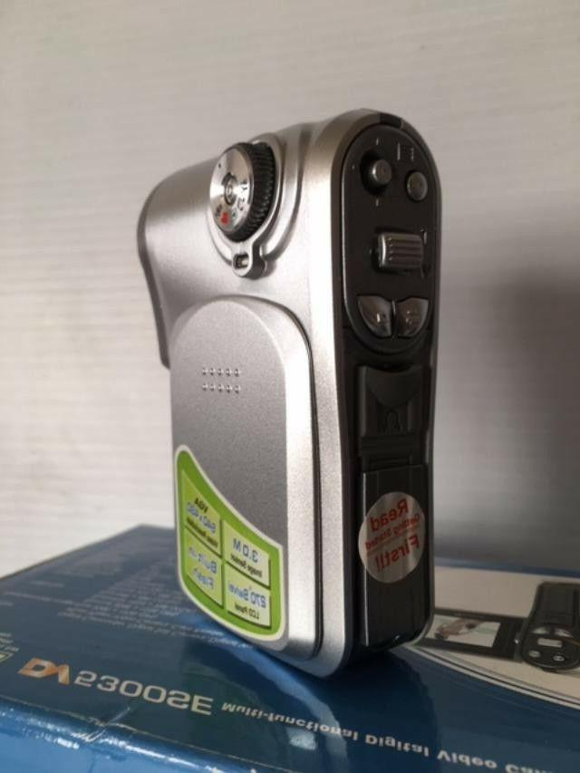 NEW!!! Mustek 5300SE Camcorder, Camera, Player LCD
