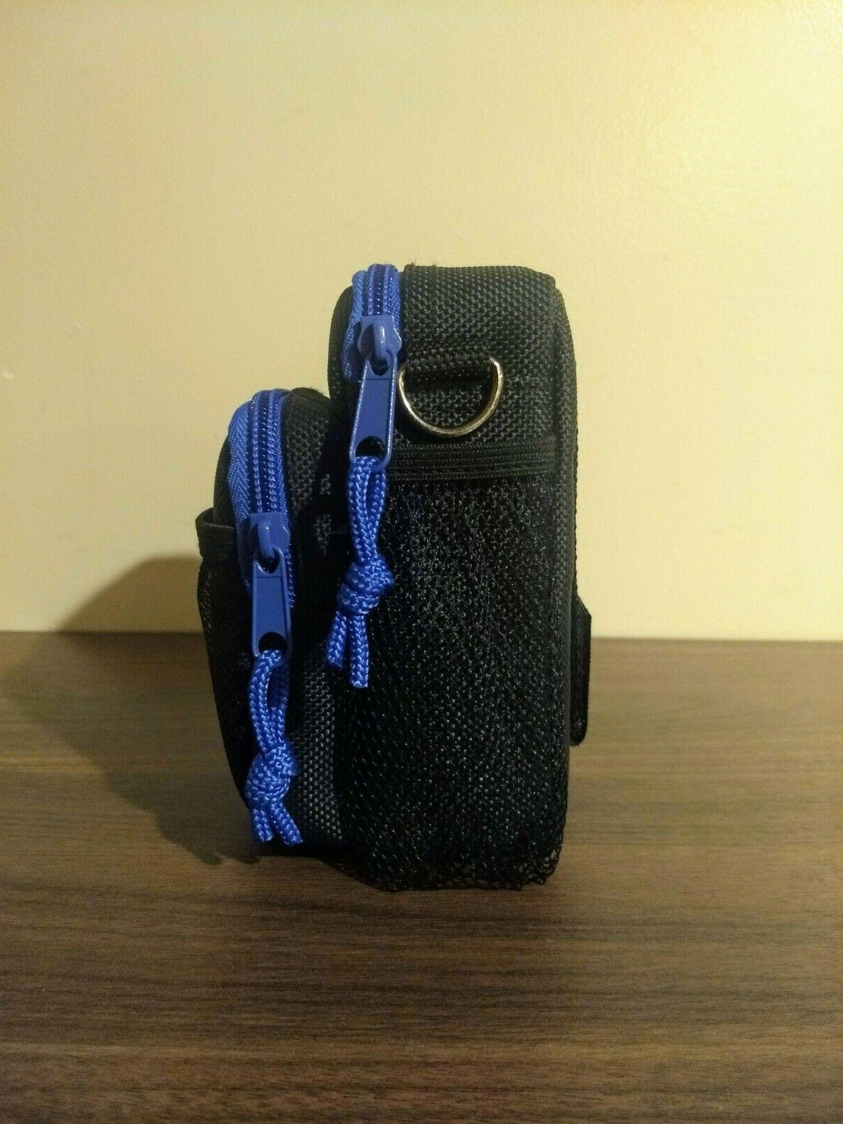 NEW! Digital Case. Blue. Quality small SHIPPING