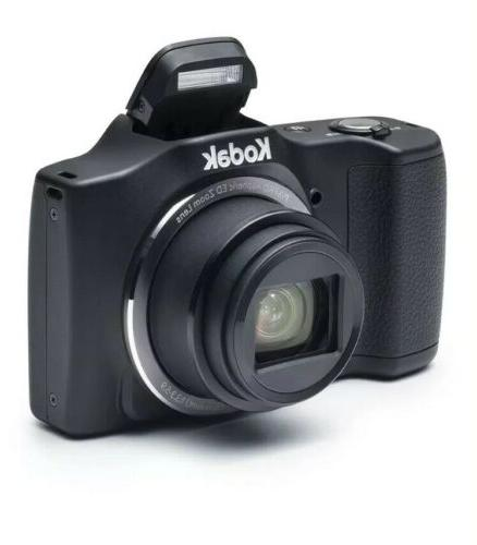 NEW Compact Digital Camera 15x Zoom