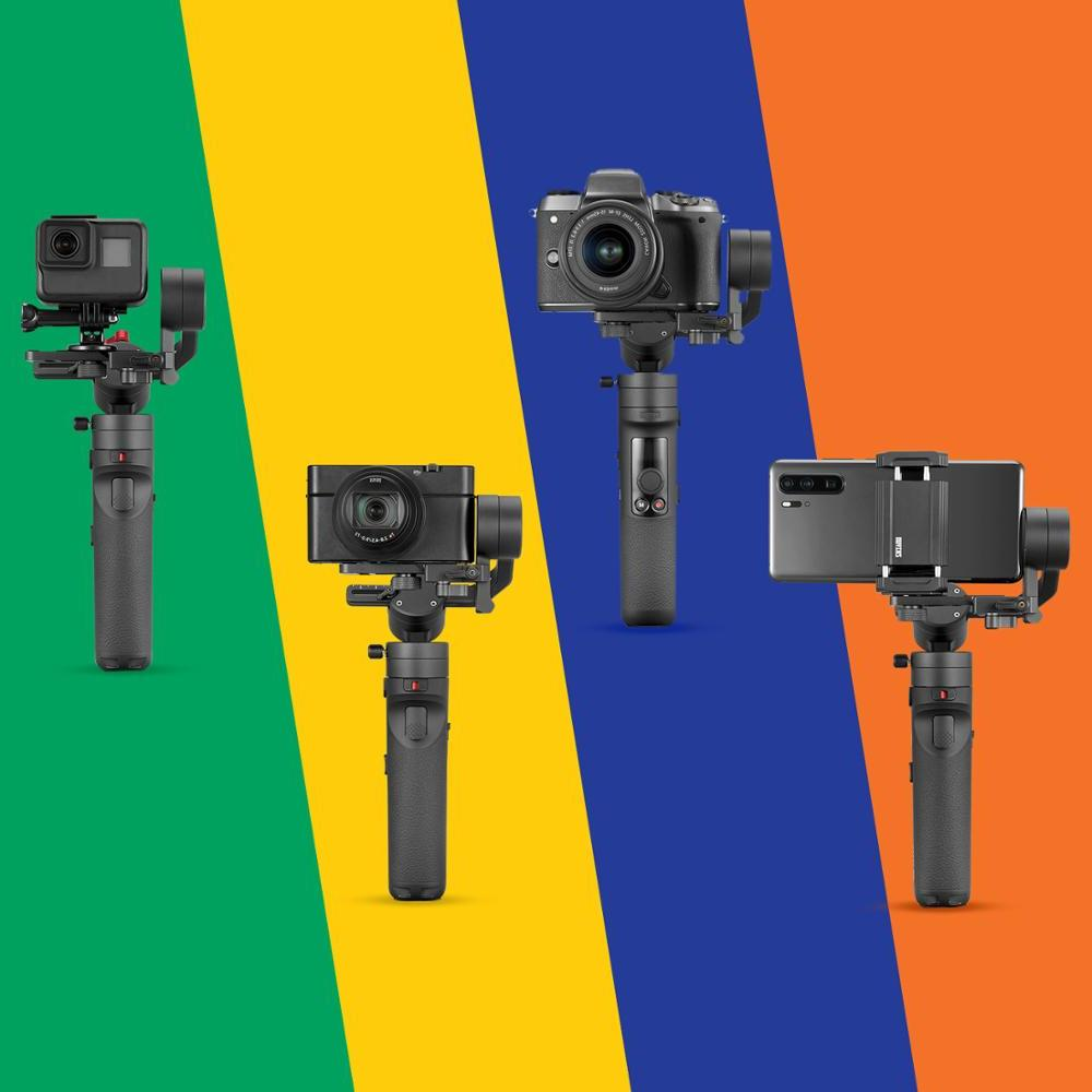 ZHIYUN Official Gimbals for Smartphones <font><b>Mirrorless</b></font> Action <font><b>Compact</b></font> New Arrival 500g Stabilizer In Stock