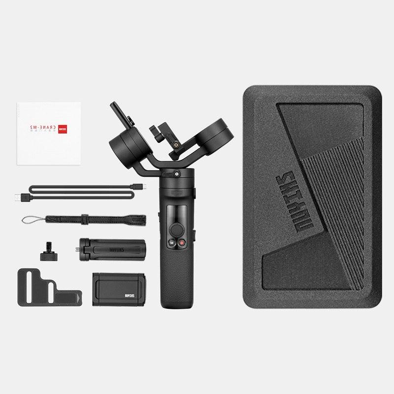 ZHIYUN Gimbals for Action Arrival 500g In