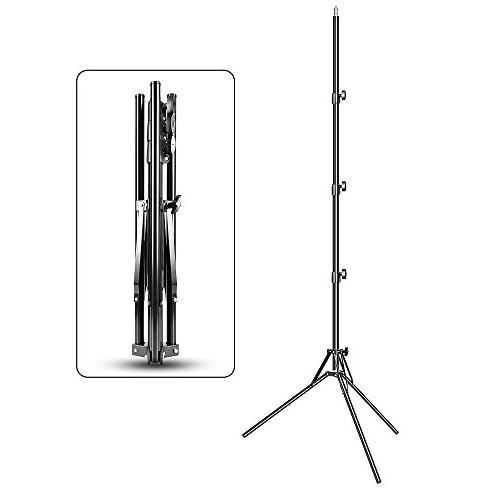 photography compact light stand