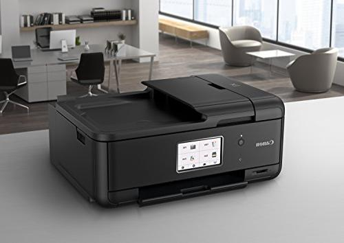 Canon All One Printer | Printing Photo and Printing, AirPrint Printing, Black