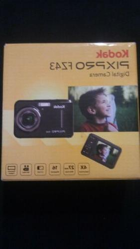 Kodak PixPro FZ43 Compact Digital Camera 16MP 4X Zoom HD 720