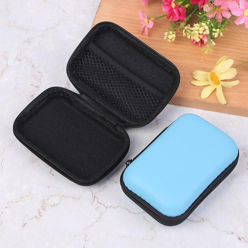 Portable Box Waterproof bag earphone