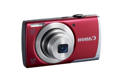 Canon A2500 16MP Digital Camera Optical Image with LCD