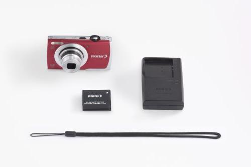 Canon PowerShot A2500 16MP Digital Camera with 5x Optical Image Stabilized with 2.7-Inch LCD