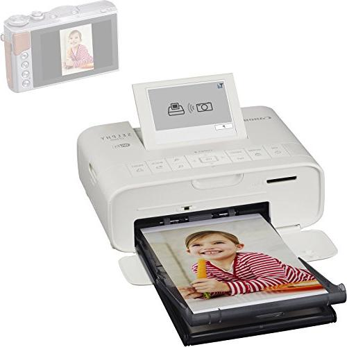 Canon Wireless with Paper + Bank