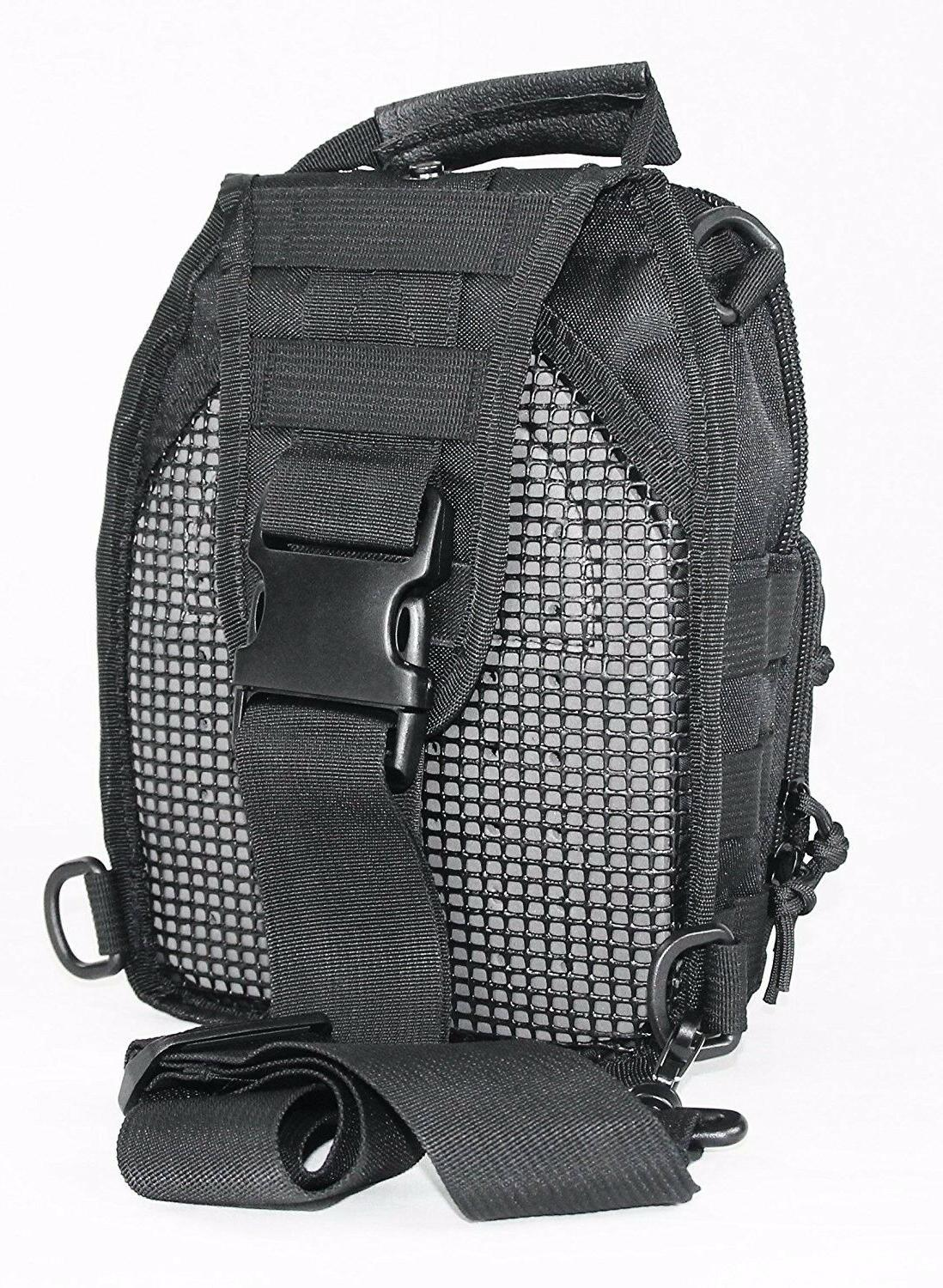 Small Compact Sling Back Pack Camera