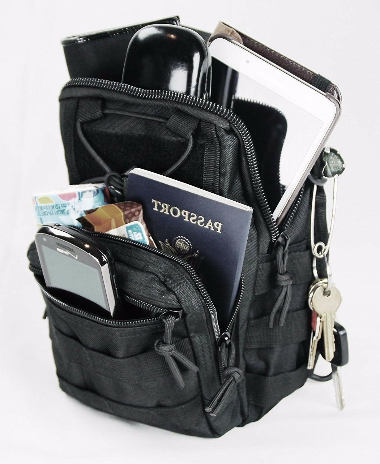 Small Back Pack Hiking Pack Bag