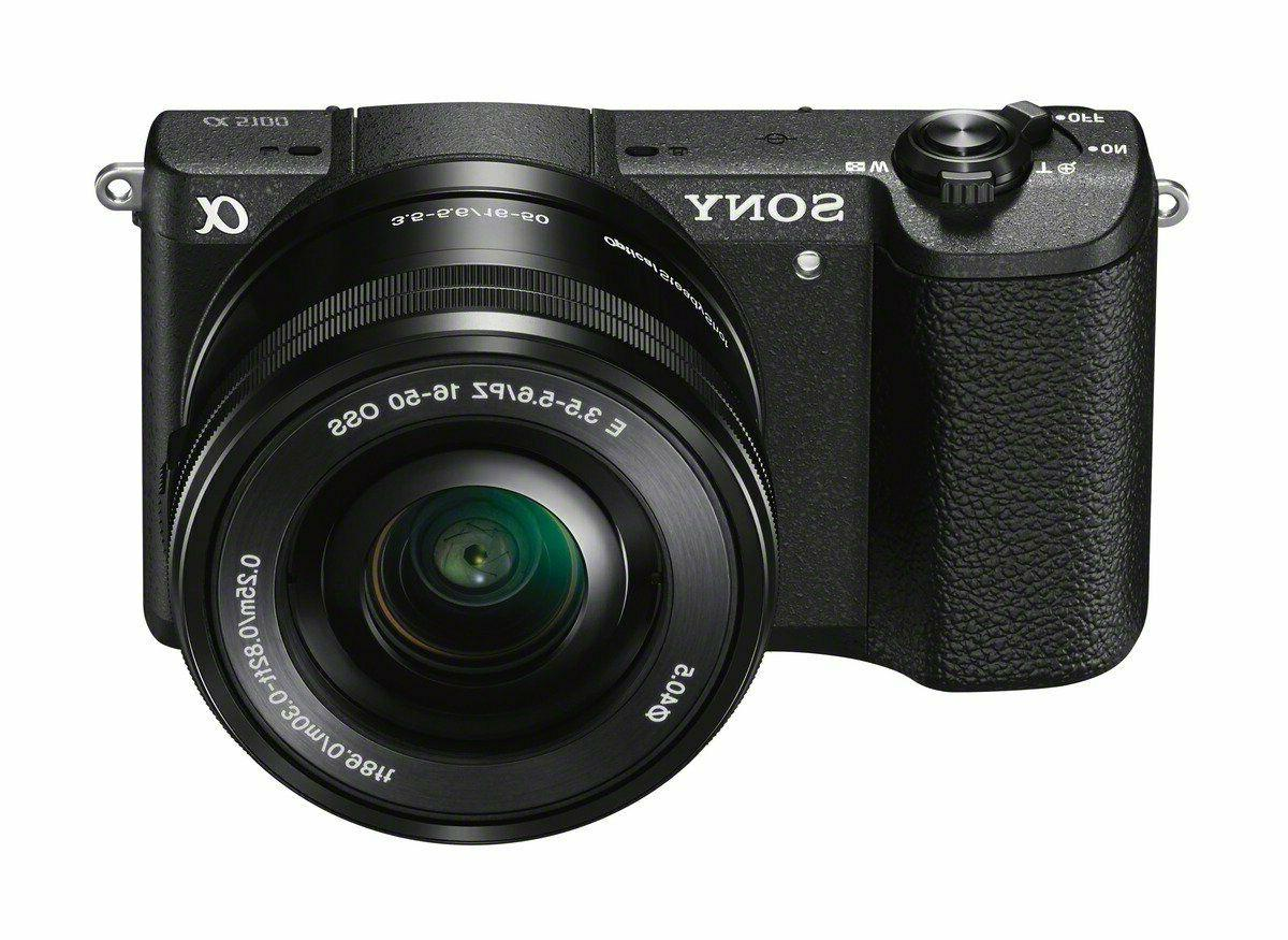 Sony a5100 16-50mm Digital Camera Flip LCD