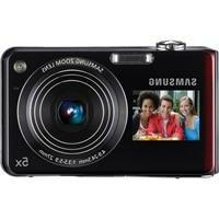 Samsung TL210 DualView 12.4 MP Digital Camera with 5X Optica