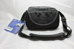NEW Sony LCS-X10 DV Handycam Compact Soft Carrying Case Camc