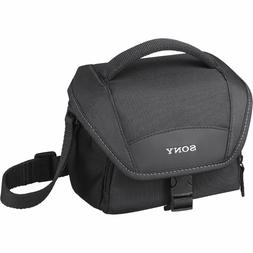 Sony LCSU11 Soft Compact Carrying Case for Cyber-Shot Camera