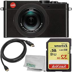 Leica D-LUX  Digital Camera with 16GB Extreme UHS-I U3 SDHC