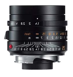 Leica 35mm f 1.4 ASPH Summilux M for Leica M Series Cameras