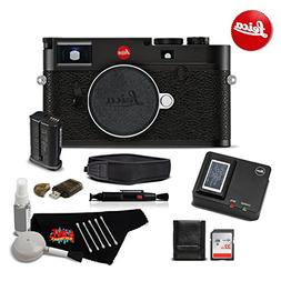 Leica M10 Digital Rangefinder 24MP Camera 20000  Bundle w/32