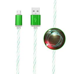 DECVO Lighting Cable 360 Degree Light Up Visible Stars LED